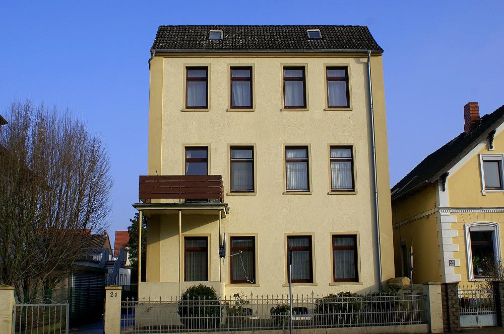 VERKAUFT! Mehrfamilienhaus am Johanniswall