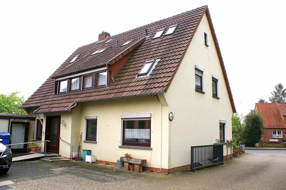 VERKAUFT! – Wohn- und Gewerbeimmobilie in Verden-Borstel
