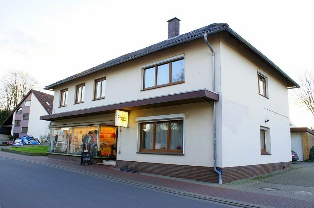 VERKAUFT! | Zentral gelegenes Wohn- und Geschäftshaus